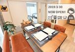 Location vacances Osaka - H2o Stay Namba Raffine #203-2020年7月リニューアルオープン-3