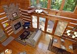 Location vacances Gatlinburg - 1303 Woodland Cabin Cabin-4