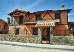 Location vacances Madrigal de la Vera - El Hojaranzo Casa rural con encanto en Candeleda-2