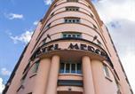 Hôtel Levallois-Perret - Best Western Plus Hôtel Mercedes Arc de Triomphe-4