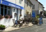 Location vacances Saint-Didier-sur-Arroux - Auberge Fleurie-4