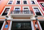 Hôtel Séville - Las Casas de los Mercaderes-3