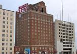 Hôtel Atlantic City - Madison Hotel Boardwalk-2