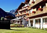 Hôtel 5 étoiles Les Houches - Montana Lodge & Spa-1