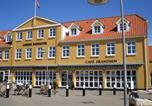 Hôtel Løkken - Løkken Badehotel Apartments-1