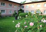 Hôtel Hof bei Salzburg - Hotel Ganslhof-1