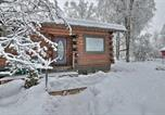 Location vacances Eagle River - Rustic Anchorage Cabin Getaway with Game Room!-4
