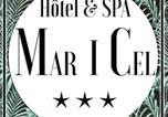 Hôtel Canet-en-Roussillon - Hôtel Mar I Cel & Spa-1