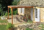 Location vacances Thonac - Holiday Home Les Mazaux - Lcx200-3