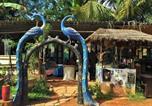 Hôtel Anjuna - Wonderland Hostel-2