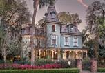 Hôtel Gainesville - Magnolia Plantation Bed and Breakfast-1