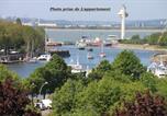 Location vacances Basse-Normandie - Le Bellevue Honfleur-4