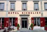 Hôtel Lurbe-Saint-Christau - Hotel Richelieu-3