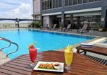 Hôtel Kuala Terengganu - Hotel Grand Continental Kuala Terengganu-3