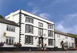 Hôtel Derby - Donington Manor Hotel-1