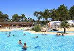 Camping avec Ambiance club Gironde - Camping Medoc Plage -1