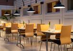 Hôtel Umea - Hotell Vilja-4