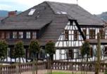 Hôtel Bad König - Goldner Engel, Restaurant - Hotel - Metzgerei-2