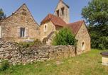 Location vacances Salviac - Cozy Cottage in Saint-Aubin-de-Nabirat with Swimming Pool-3