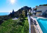 Hôtel Monaco - La Perle d'Eze - Appart Hotel-1