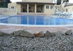 Location vacances Communauté Valencienne - Casa Robion-2