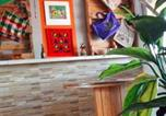 Hôtel Honduras - Hostal Mision Catracha-2
