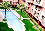 Location vacances Marrakech - Appartement résidence Mirador - Majorelle - Marrakech-2