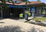 Hôtel Druillat - Ibis budget Bourg en Bresse-3