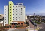 Hôtel Sot de Chera - Ibis Budget Valencia Aeropuerto-3
