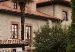 Hôtel Llanes - Hotel Villa Miramar-2