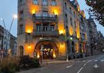 Hôtel Moselle - Ibis Styles Metz Centre Gare-1