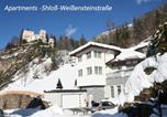 Location vacances Matrei in Osttirol - Apartments Schloß-Weißenstein-Straße-4