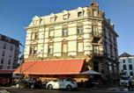 Hôtel Bâle - Hôtel Porte De France-1