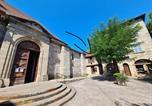 Location vacances Tour-de-Faure - Appartement rénové dans une maison datant du 16e siècle , situé au centre de Cajarc.-4