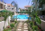 Location vacances  Chypre - 103 Elegant 2 bed apartment with Ac, pool & gym!-1