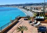 Hôtel 4 étoiles Eze - Hôtel La Pérouse Nice Baie des Anges-1