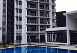Location vacances Cyberjaya - Tamara Lakeside 3 bedroom Apt @Precint 8-1
