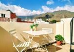 Location vacances Santa Cruz de Tenerife - Apt. Lourdes, close to the Teresitas & Anaga-2