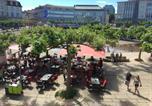 Location vacances Hannoversch Münden - Ferienwohnung Waffel Café Zentral-1
