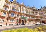 Hôtel Karlsbad - Carlsbad Plaza Medical Spa & Wellness hotel-3