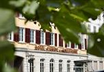 Hôtel Replonges - Best Western Plus d'Europe et d'Angleterre-1