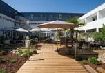 Hôtel Poitiers - Ibis Styles Poitiers Nord-4