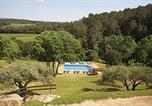 Location vacances Cornellà de Terri - Santa Maria de Camos Villa Sleeps 25 with Pool-2