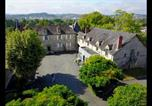 Hôtel 4 étoiles Uzerche - Château de Lacan-1
