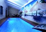 Location vacances Safed - The Antiquity Heart Mansion-3