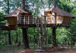 Location vacances  Ardèche - Les cabanes de Labrousse-1