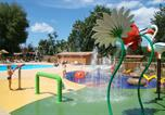 Camping avec Piscine Naujac-sur-Mer - Camping Les Ourmes-2