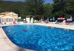Camping avec Bons VACAF Valras-Plage - Camping Les Gorges de l'Hérault-1