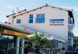Location vacances Soorts-Hossegor - Plage Centrale-1