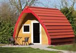 Camping Hardenberg - Luxe Eco Pod op Camping de Stal-1